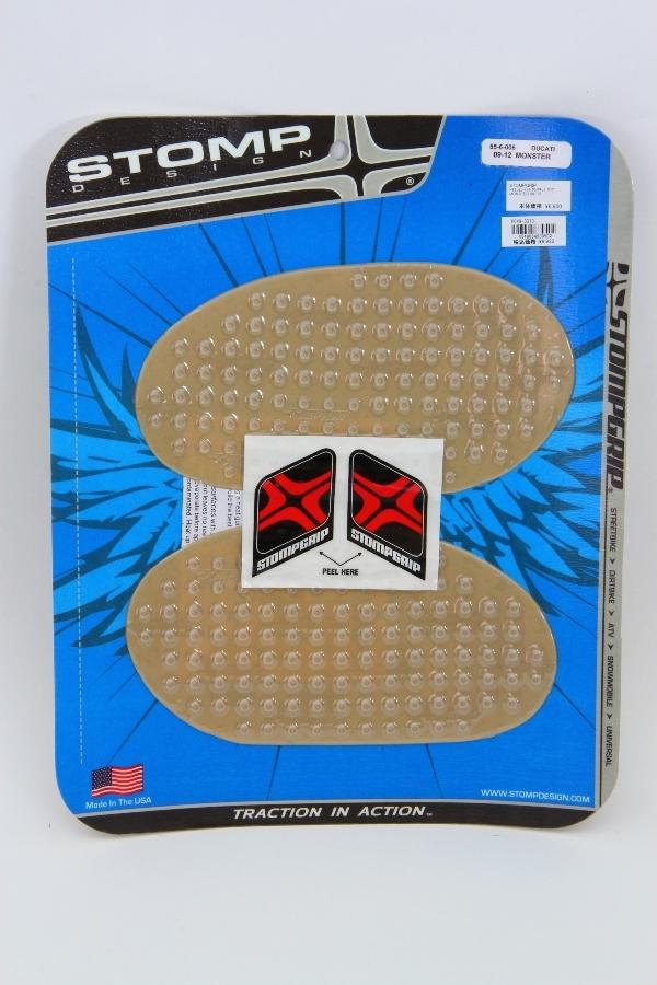 【STOMPGRIP】50-10-0002 油箱止滑貼 - 「Webike-摩托百貨」