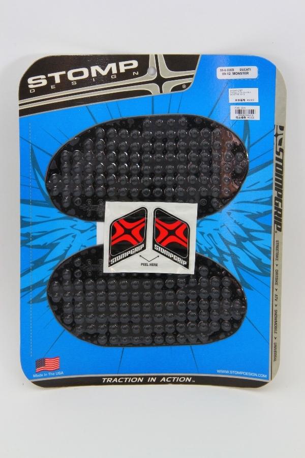 【STOMPGRIP】50-10-0002B 油箱止滑貼 - 「Webike-摩托百貨」