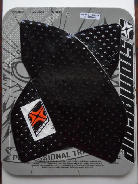 【STOMPGRIP】55-10-0075B 油箱止滑貼 - 「Webike-摩托百貨」