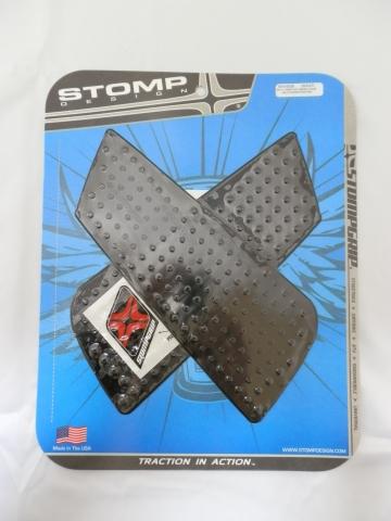 【STOMPGRIP】55-10-0065B 油箱止滑貼 - 「Webike-摩托百貨」
