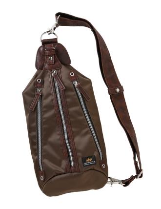 【ALPHA】Style 肩背包 - 「Webike-摩托百貨」