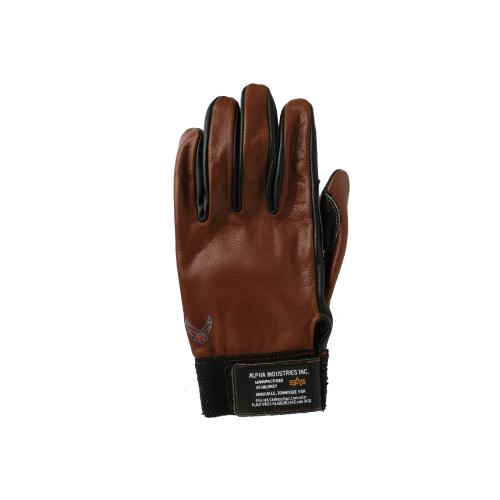 【ALPHA】皮革手套 - 「Webike-摩托百貨」