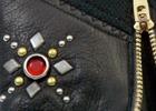 【Vin&Age】網格×牛皮手套 VG12C-1(Sunbeams) - 「Webike-摩托百貨」