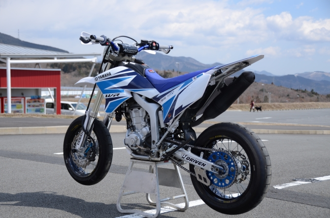 【ZERO-G】WR250R/X側蓋 - 「Webike-摩托百貨」