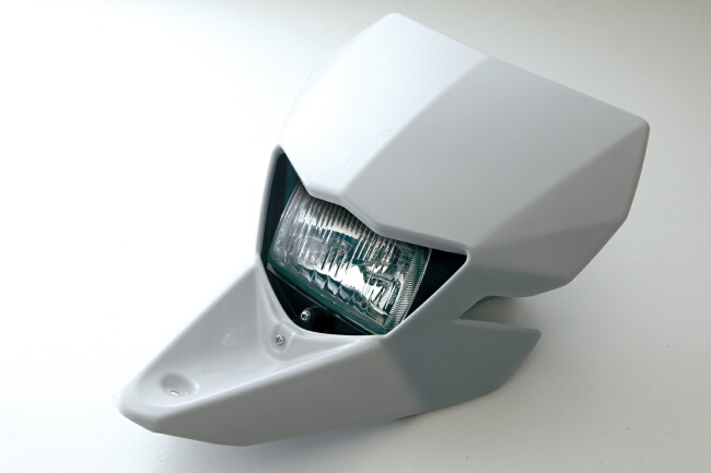 【ZERO-G】頭燈整流罩組 (通用型+WR250R/X Package) - 「Webike-摩托百貨」
