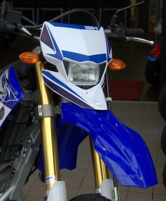 【ZERO-G】頭燈整流罩用 貼紙套件 - 「Webike-摩托百貨」