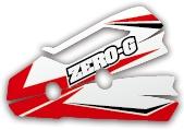 【ZERO-G】替換用 把手護弓貼紙 - 「Webike-摩托百貨」