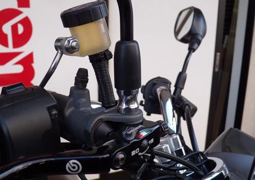 【KOHKEN】Brembo RCS 主缸用後視鏡座 - 「Webike-摩托百貨」
