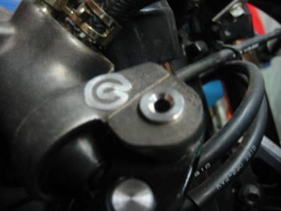 【KOHKEN】LYNX Brembo直推式主缸用 拉桿軸銷 - 「Webike-摩托百貨」