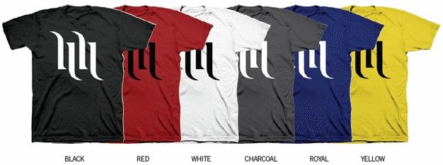 【Hart&Huntington】男用 T恤 4-BAR STANDARD - 「Webike-摩托百貨」
