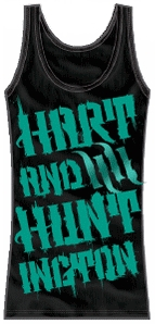 【Hart&Huntington】女用 背心 DESTRUCT - 「Webike-摩托百貨」
