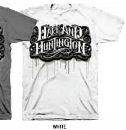 【Hart&Huntington】男用 T恤 KUSTOM - 「Webike-摩托百貨」