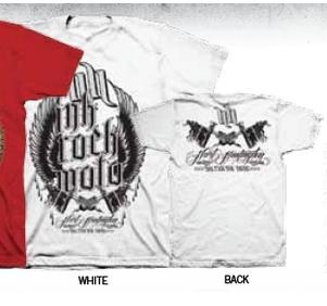 【Hart&Huntington】男用 T恤 DEATH EAGLE - 「Webike-摩托百貨」