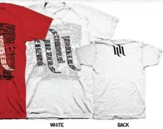 【Hart&Huntington】男用 T恤 4-BAR CHAOS - 「Webike-摩托百貨」