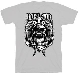 【Hart&Huntington】男用 T恤 DEATH ANGEL - 「Webike-摩托百貨」
