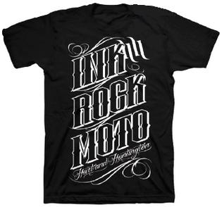 【Hart&Huntington】男用 T恤 INK ROCK MOTO 3.0 - 「Webike-摩托百貨」