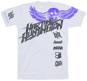 【Hart&Huntington】男用 T恤 BRANDED - 「Webike-摩托百貨」