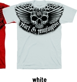 【Hart&Huntington】男用 T恤 DEPTH - 「Webike-摩托百貨」