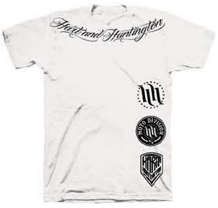 【Hart&Huntington】男用 T恤 DEFEATED - 「Webike-摩托百貨」