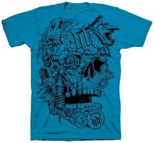【Hart&Huntington】男用 T恤 PATCHED - 「Webike-摩托百貨」