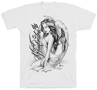 【Hart&Huntington】男用 T恤 MY ANGEL - 「Webike-摩托百貨」