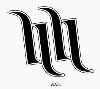 【Hart&Huntington】4-BAR  4.5吋印刷貼紙 - 「Webike-摩托百貨」