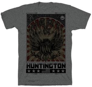 【Hart&Huntington】男用 T恤 PRIDE - 「Webike-摩托百貨」