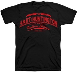 【Hart&Huntington】男用 T恤 RIBBON - 「Webike-摩托百貨」