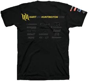 【Hart&Huntington】男用 T恤 LCQ - 「Webike-摩托百貨」