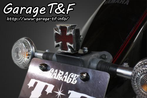 【Garage T&F】Small Cross LED 尾燈 - 「Webike-摩托百貨」