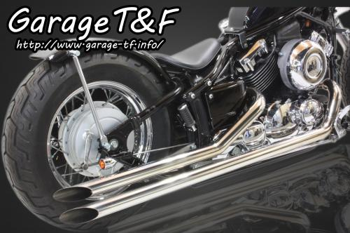 【Garage T&F】Long Drag Pipe 排氣管尾段 - 「Webike-摩托百貨」
