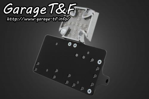 【Garage T&F】側牌照架套件 (Cross LED 尾燈) - 「Webike-摩托百貨」