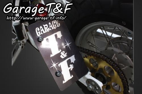 【Garage T&F】側牌照架套件 (Cross LED Small 尾燈 ) - 「Webike-摩托百貨」