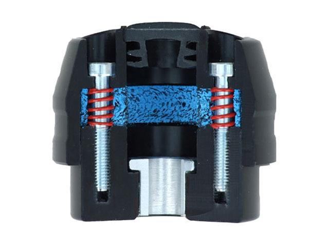 【P&A International】緩衝型引擎保護塊(防倒球) X-Pad (長) - 「Webike-摩托百貨」