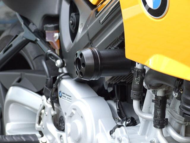【P&A International】緩衝型引擎保護塊(防倒球) X-Pad 短 (90mm) - 「Webike-摩托百貨」