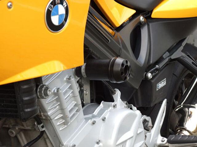 【P&A International】緩衝型引擎保護塊(防倒球) X-Pad 長 (120mm) - 「Webike-摩托百貨」