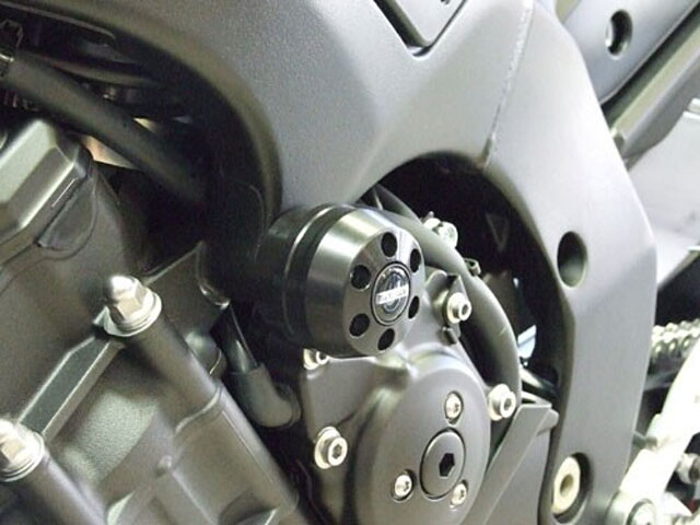 【P&A International】緩衝型引擎保護塊(防倒球) X-Pad 短 (45mm) - 「Webike-摩托百貨」