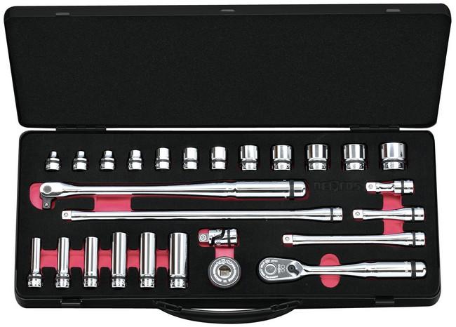 9.5SQ NEPROS Socket Wrench Set