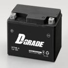 D-GRADE シールドバッテリー 液入り充電済