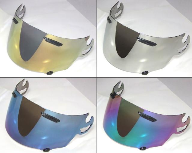 【CLEVER LIGHT】鏡面風鏡鏡片 - 「Webike-摩托百貨」