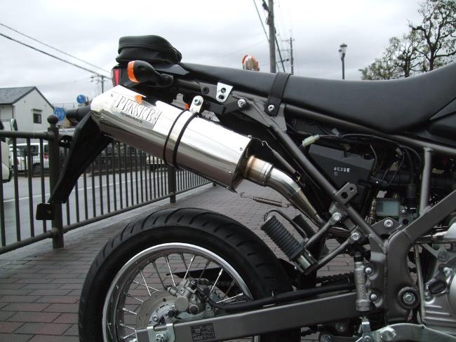 【PENSKE】D-TRACKER 125 排氣管尾段 - 「Webike-摩托百貨」