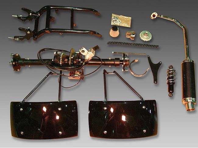 Trike Kit Differential Gear/Set for HONDA/ZOOMER
