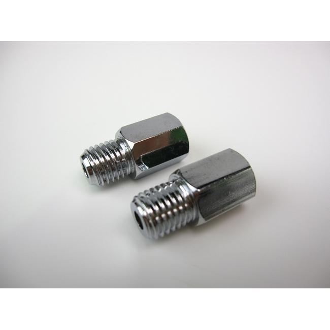 【MINIMOTO】後視鏡轉接器M8(正牙)→M10(正牙) - 「Webike-摩托百貨」