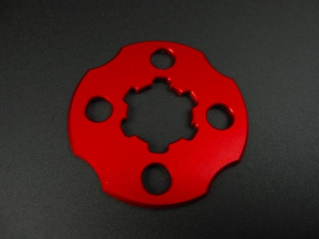 【MINIMOTO】前齒盤固定片 - 「Webike-摩托百貨」