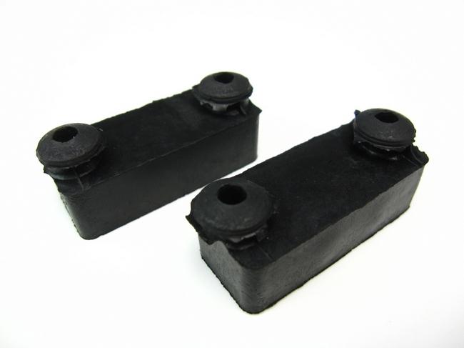 【MINIMOTO】DAX坐墊橡皮B 坐墊設定高度15mm 2個 - 「Webike-摩托百貨」