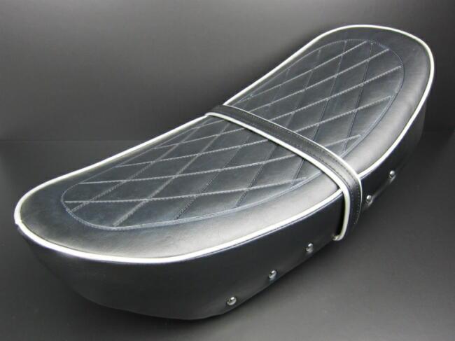 【MINIMOTO】DAX降低型坐墊 - 「Webike-摩托百貨」