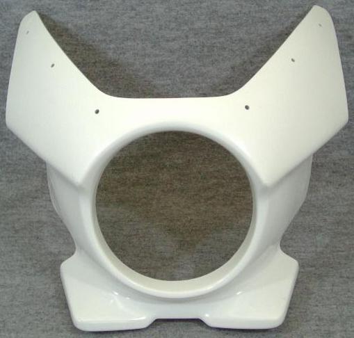 【MOTO ZOOM】Aero 頭燈整流罩 - 「Webike-摩托百貨」