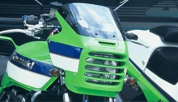 【MOTO ZOOM】頭燈百葉窗 - 「Webike-摩托百貨」