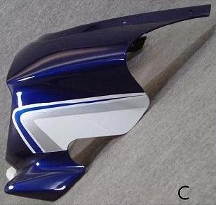 【MOTO ZOOM】頭燈整流罩 Design C - 「Webike-摩托百貨」
