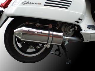 【R-style】GTS 250ie Real Python 全段排氣管 - 「Webike-摩托百貨」